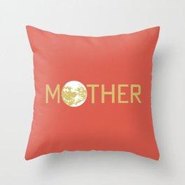 Mother / Earthbound Zero Throw Pillow