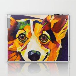 Pop Art Corgi Laptop & iPad Skin