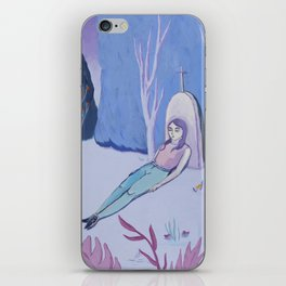 Sleep Like the Dead iPhone Skin
