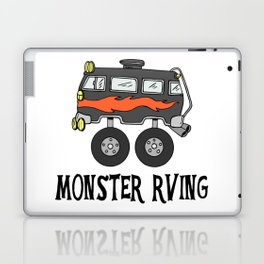 Monster RVing Laptop & iPad Skin