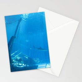 Wreck Stationery Cards