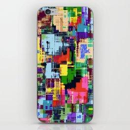 Colorful 3 iPhone Skin