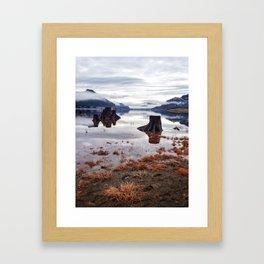 Lakelands Framed Art Print