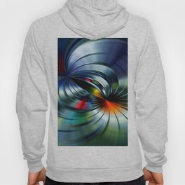 Abstract composition 25 Hoody