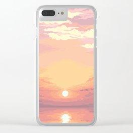 Horizon V2 Clear iPhone Case