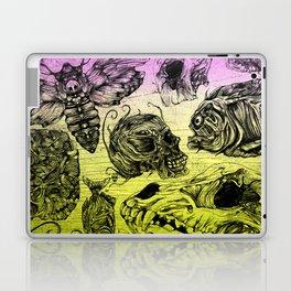 Bones and color Laptop & iPad Skin