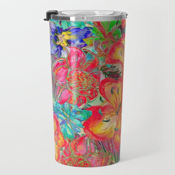 My Tropical Garden 6 Travel Mug