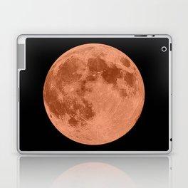 MOON GLOW ORANGE Laptop & iPad Skin