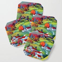 Monferrato landscape Coaster
