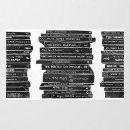 Mono book stack 1 Rug