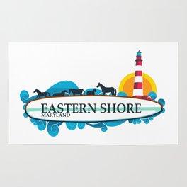 Eastern Shore - Maryland. Rug