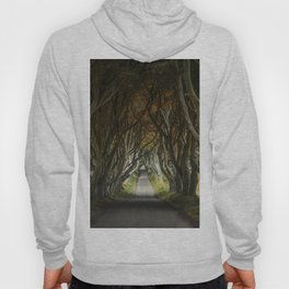 Dark Hedges alley in northern Ireland Hoody