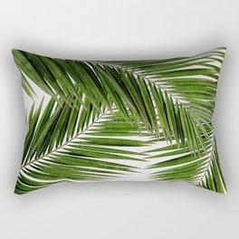 Palm Leaf III Rectangular Pillow