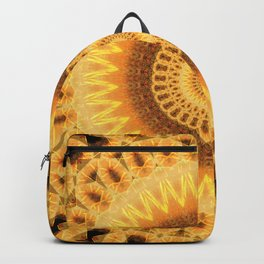 Embers Mandala Backpack