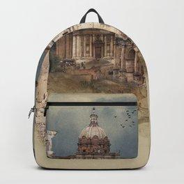 Roman Forum Backpack