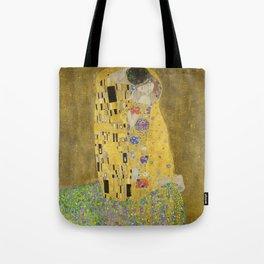 The Kiss - Gustav Klimt Tote Bag