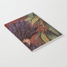 Black Cockatoo Notebook