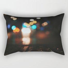 distant Rectangular Pillow
