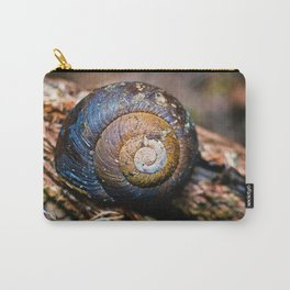SNAIL ON THE TREE Carry-All Pouch