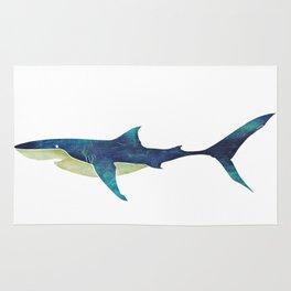 Great White Shark Rug