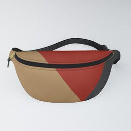 Abstract modern print 3 Fanny Pack