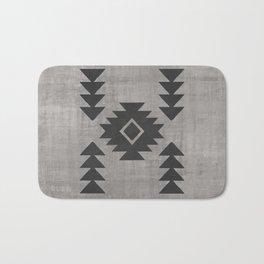Aztec Tribal Bath Mat