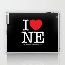 I Heart (Love) Northern Exposure Laptop & iPad Skin