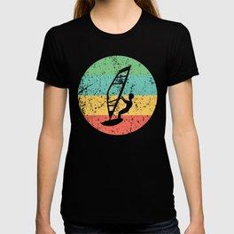 Windsurfing Vintage Retro Windsurfer T-shirt