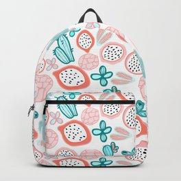 Pitahaya and Cactus Garden Backpack