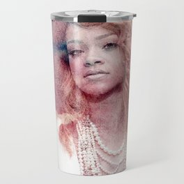 Rihanna Travel Mug