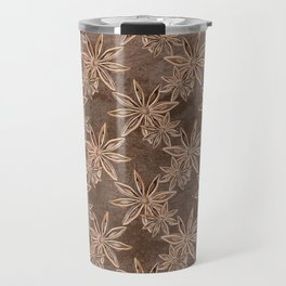 Star Anise Travel Mug