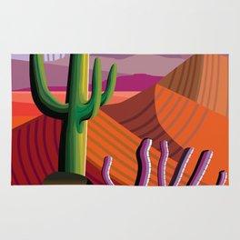 Black Canyon Desert Rug