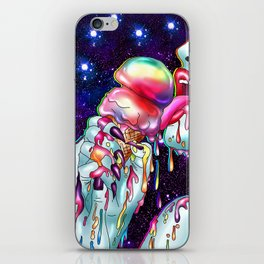Sweet Galactic Temptation iPhone Skin