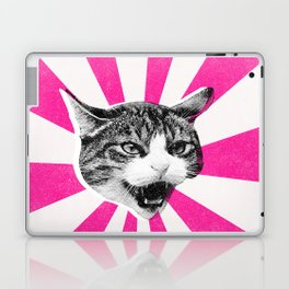 This Pussy Grabs Back Laptop & iPad Skin