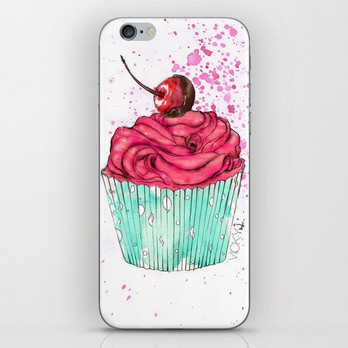Creative Cupcake... iPhone Skin