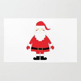 Happy Santa Rug