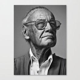 Stan Canvas Print