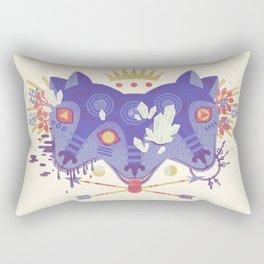The Gatekeeper Rectangular Pillow