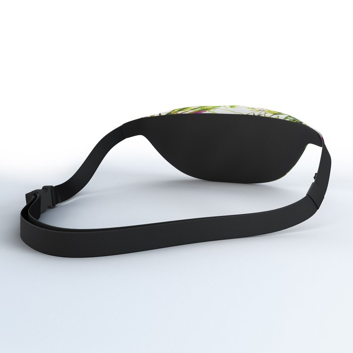 Exotic tropical jungle Fanny Pack