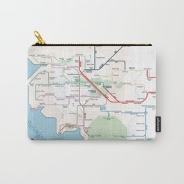 Beleriand Routemap Carry-All Pouch