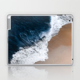 Even the biggest waves... Laptop & iPad Skin