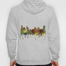 Memphis, Tennessee Skyline - Safari Buff Hoody