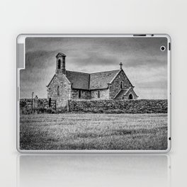 Creep church Laptop & iPad Skin