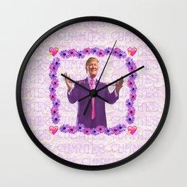 Daddy's Cummies Wall Clock