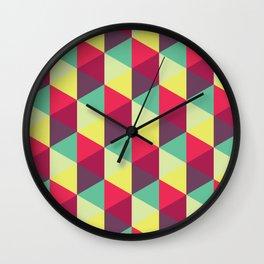 SEETHREEDEE Wall Clock