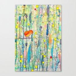 grandir Canvas Print