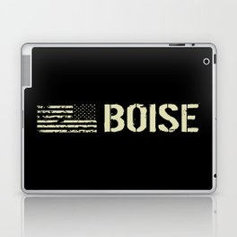 Black Flag: Boise Laptop & iPad Skin
