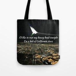 California Stars Tote Bag