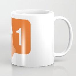 1 like video games! Coffee Mug