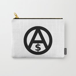 Anarcho-Capitalism Carry-All Pouch